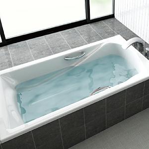 浴槽の素材を肌触りの良いユニットバスにする